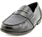 Nunn Bush Kent W Moc Toe Leather Loafer.