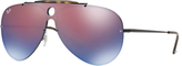 Ray-Ban RB3581N Blaze Shooter Aviator Sunglasses