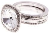 Swarovski Crystal Simplicity Ring - Size 8