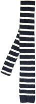 J.Mclaughlin Striped Knit Tie