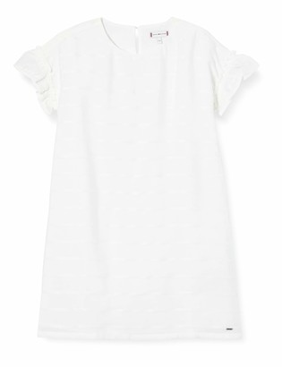 Tommy Hilfiger Girl's EID Shift Dress S/S