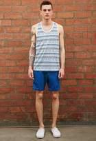 21men 21 MEN Bellfield Belted Chino Shorts