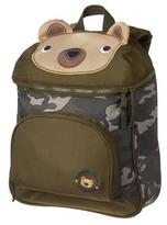 Gymboree Camo Bear Backpack