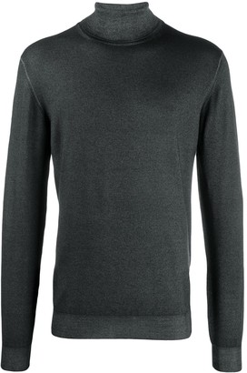 Etro roll neck sweater