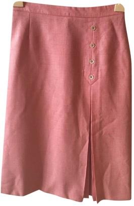 Paul & Joe Red Skirt for Women Vintage