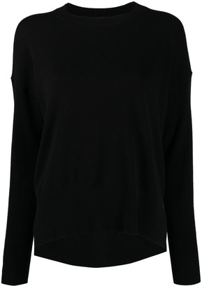 Theory Oversized Cashmere Jumper