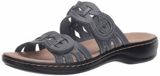 Clarks Women's Leisa Charm Slide Sandal