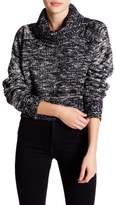 Romeo & Juliet Couture Marled Turtleneck Sweater