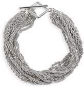 Halogen Women's Chain Rope Bracelet