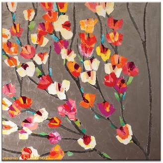 Artist Lane Magnolia Canvas Print