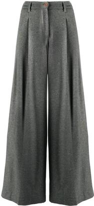 Jejia Wide-Leg Tailored Trousers