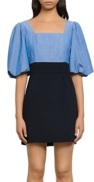 Sandro May Two-in-One Dress