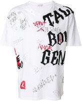 Faith Connexion printed T-shirt - unisex - Cotton - S