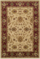 "Dalyn St. Charles WB524 Ivory 9'6"" x 13'2"" Area Rug"