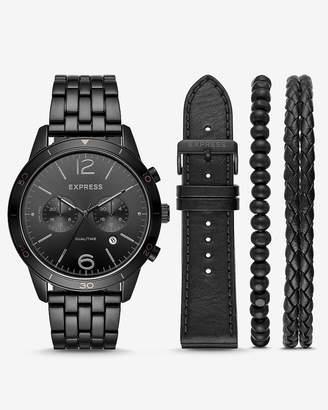 Express Whittier Multi-Function Watch Gift Set