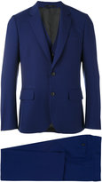 Paul Smith flap pockets two-piece suit - men - Viscose/Wool - 50