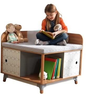 Kid Kraft Mid-Century Kid Corner Reading Nook