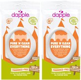 Dapple Everything Travel Wipes