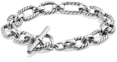 David Yurman 9.5mm Cushion Link Chain Bracelet