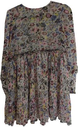 Ganni Spring Summer 2019 Multicolour Polyester Dresses