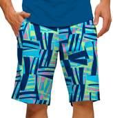 Loudmouth Men's Loudmouth Tiki Bar Golf Shorts