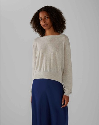 Club Monaco Badoop Cashmere Sweater