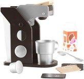 Kid Kraft Wooden Coffee Set Espresso