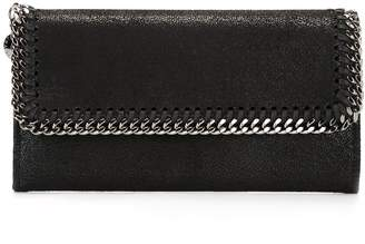 Stella McCartney Falabella flap wallet