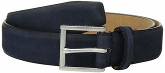 Cole Haan Men's 32mm Nubuck Leather Belt