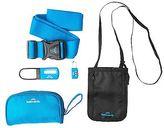 Kathmandu Travel Luggage Baggage Stuff Security Protection ID Kit Set Blue
