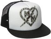 Metal Mulisha Women's Dicey Snapback Trucker Hat