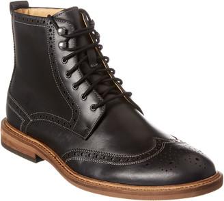 Warfield & Grand Richmond Leather Boot