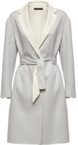 Gray Cashmere Trench Coat - ShopStyle