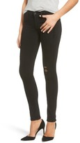 Hudson Women's Krista Distressed Super Skinny Jeans