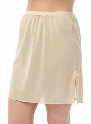 """BHS Ladies Cling Resist 18"""" Half Slip/Underskirt (8"""