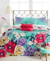 Victoria Classics CLOSEOUT! Helena 5-Piece Cotton Queen Duvet Cover Set