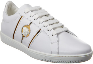 Versace Martin Leather Sneaker