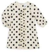 Petit Bateau Baby's Leonardo Polka Dot-Print Dress