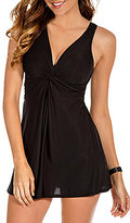 Miraclesuit Solid Must Have Marais DD Cup One-Piece