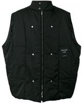Raf Simons x Robert Mapplethorpe 'Self portrait' vest