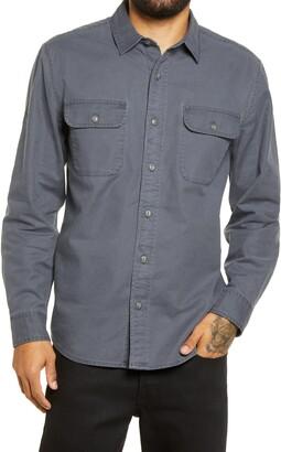 Pendleton Beach Shack Twill Button-Up Shirt