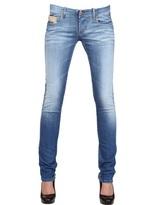 Diesel Stretch Denim Grupee Jeans