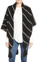Collection XIIX Women's Stripe Wrap