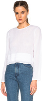 Jenni Kayne Long Sleeve Tuck Top