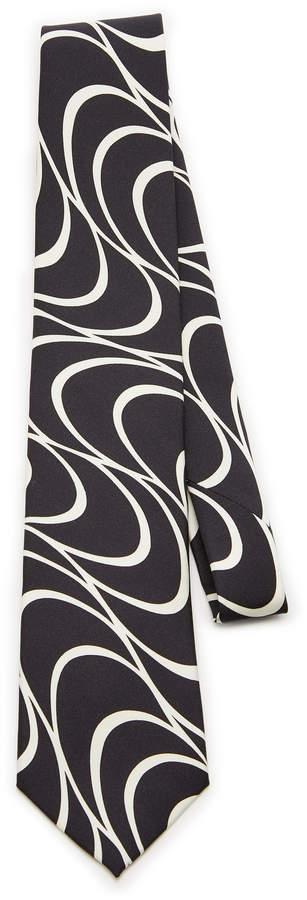 Ralph Lauren Printed Silk Tie