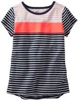 Osh Kosh Toddler Girl Striped Tunic