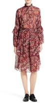 IRO Women's Floral Print Ruffle Dress