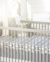 Thumbnail for your product : Oilo Studio Woven Cotton Band Crib Skirt
