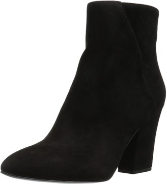 Nine West SAVITRA SUEDE womens Savitra Suede Ankle Boot