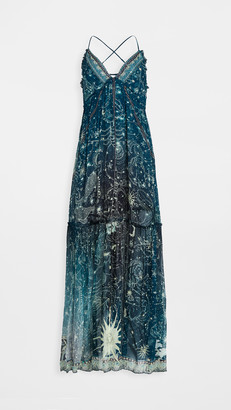 Camilla Halter Dress